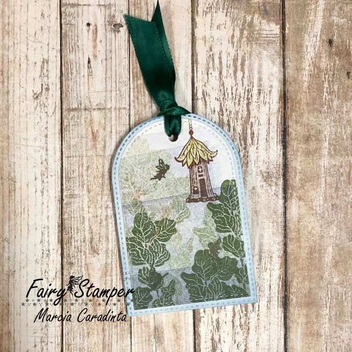Fairy Home Tag