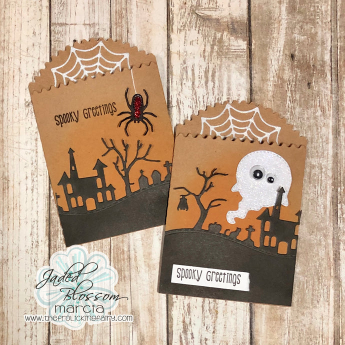 Spooky Greetings Paper Bags