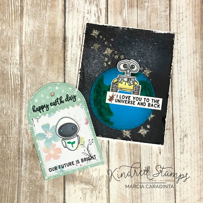 Kindred Stamps: Earth Day