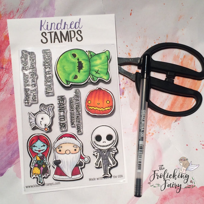Kindred Stamps November Blog Hop