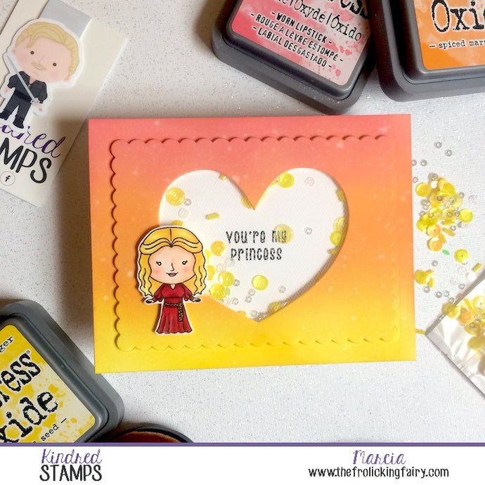 Kindred Stamps Release: Twoo Luv