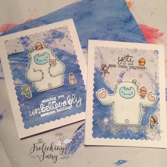 November Fairy Art - Yeti or Not