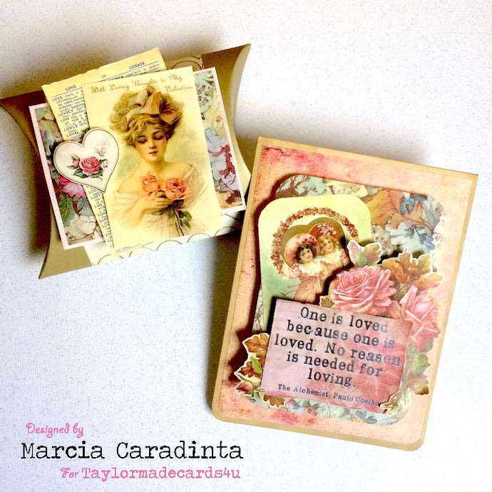 Passport to Love Card Kit