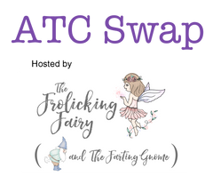 #thefrolickingfairy #atcswap #salty #artisttradingcard #atc #pirate #mermaid #beach #popcorn #soysauce #sharks #salt #salted #handmade