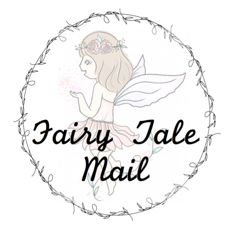 #thefrolickingfairy #fairytalemail #mailforkids #subcription #handmadecards  #personalized