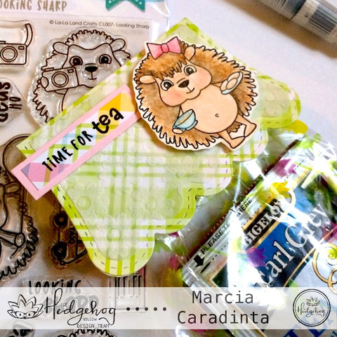 #thefrolickingfairy #thehedgehoghollow #broughttolifebyyou #lalalandcrafts #hedgehogs #timefortea #tea #jadedblossom #gifttag #watercolor #lawnfawn #plaid #handmade #handmadegift #sendingsmiles #cheerio