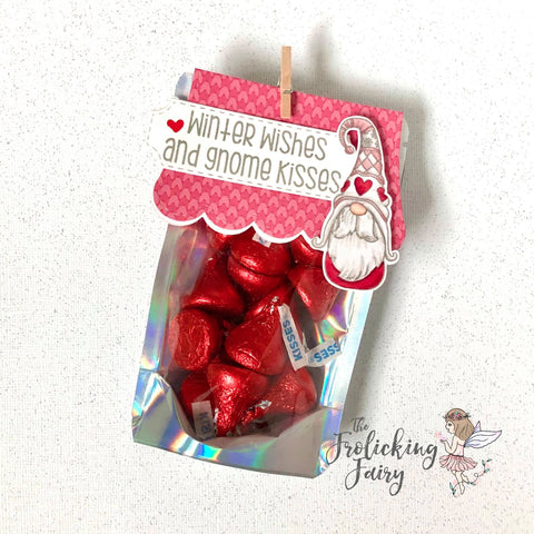 #thefrolickingfairy #jadedblossom #gnoel #gnome #gnomie #gnomekisses #haveaheart #cardchallenge #kisses #treat #treattag #valentines #valentinesday #papercraft #alcoholmarkers #spectrumnoir #whosyourgnomie