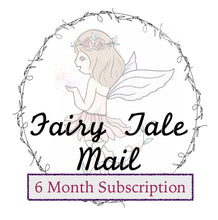 #thefrolickingfairy #fairytalemail #mailforkids #subcription #handmadecards