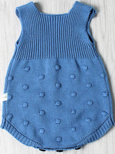 Load image into Gallery viewer, Sleeveless Knitted Wear Buttoned Baby Romper