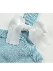 Lacework Bowknot Bodysuit Strapped Baby Onesies