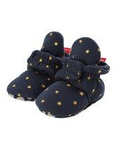 Load image into Gallery viewer, Infant Baby Star Pattern Velcro First Start Crib Shoes