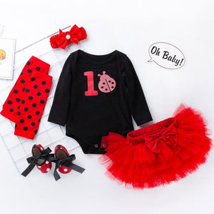 Babies Girl 1st Birthday Party Sets