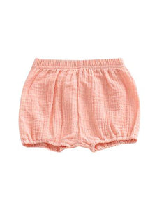Cute Solid Color Shorts Infant Toddler BABY Boys Girls Short Pants Summer