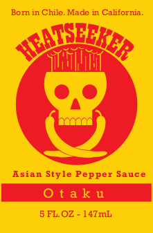 Otaku Asian Style Pepper Sauce