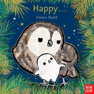 """Happy"" by Emma Dodd"