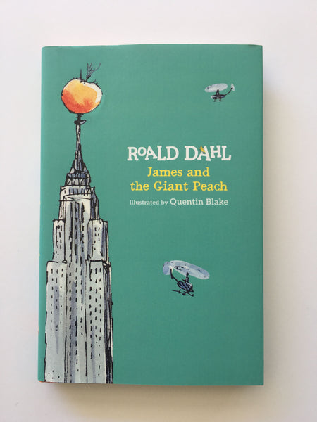 """James and the Giant Peach"" by Roald Dahl"