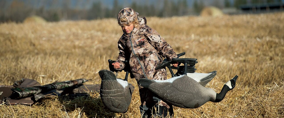 Sitka Youth Hunting Gear