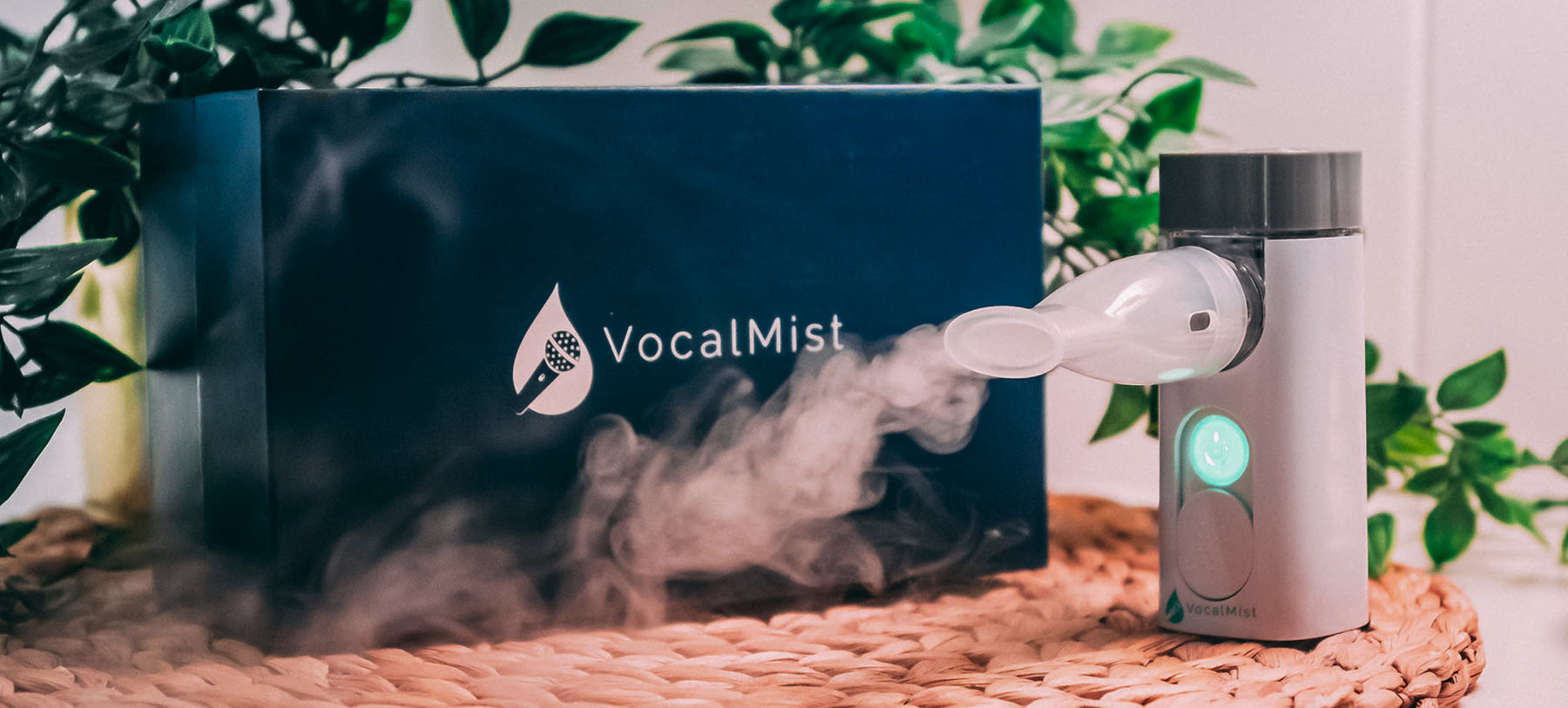 VocalMist Ready to use