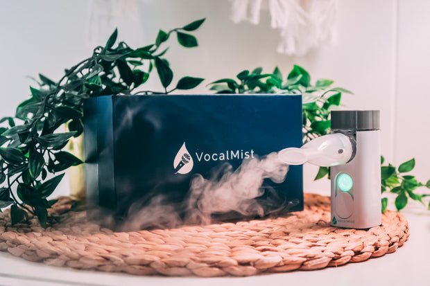 VocalMist+48pk Hydration Formula+Travel Case