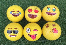 Copy of Emoji Golf Ball Set of 12 - Great Gift!