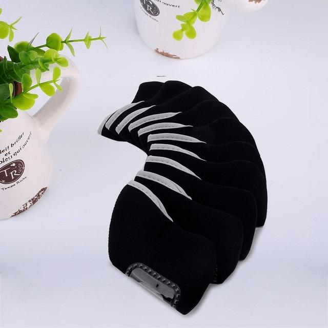 10 Piece Iron Protective Head Covers