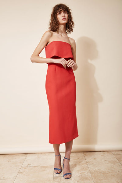 C/MEO COLLECTIVE | Infinite Strapless Dress.