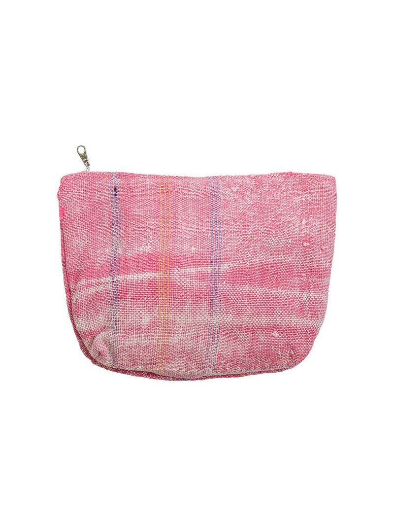 Sabra Accessories Toiletry Bag - Pink