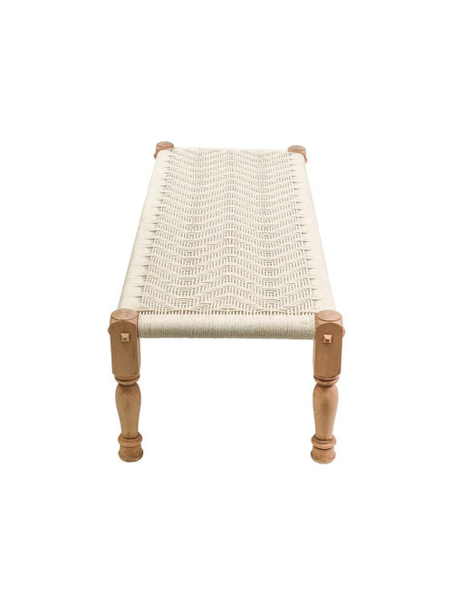 Macrame Bench - Medium