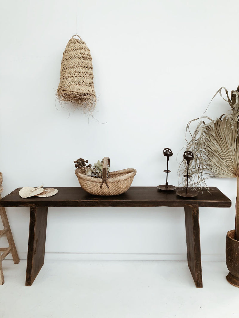 Console Table - Dark - 170