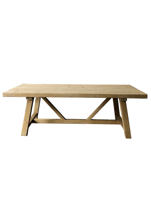 Dining Table - Elm