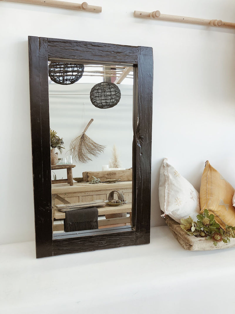 Mirror Elm - Black