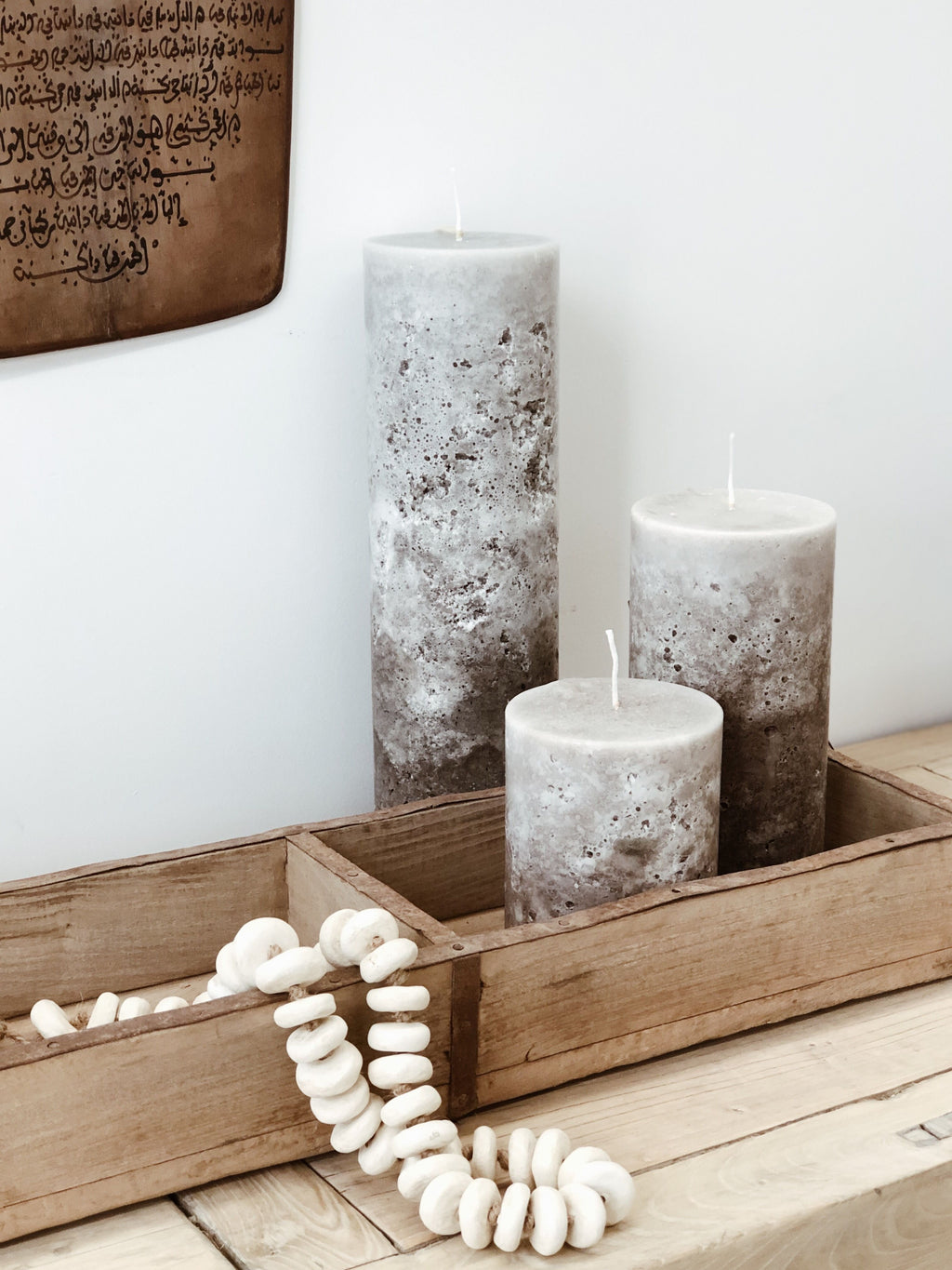 Chapel Candle - Ombre Collection