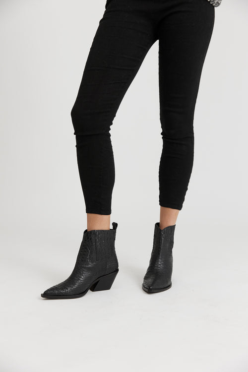Desperado Boot - Black