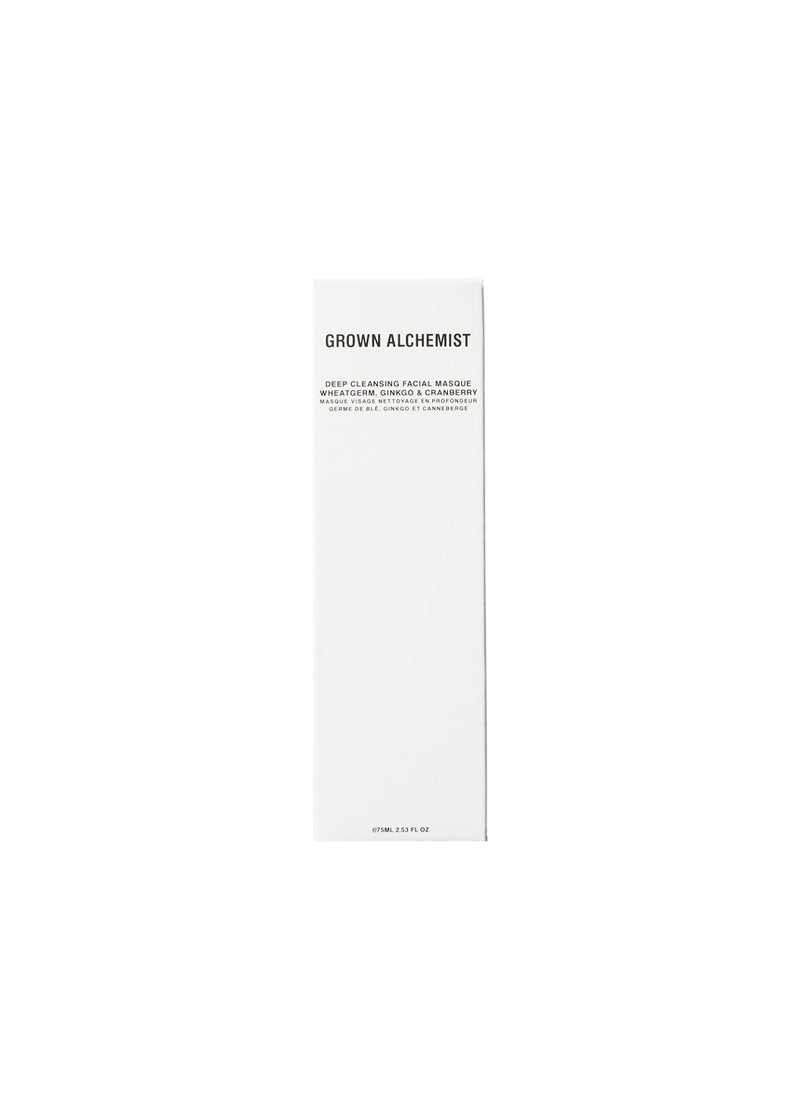 Grown Alchemist - Deep Cleansing Facial Masque - 75ml