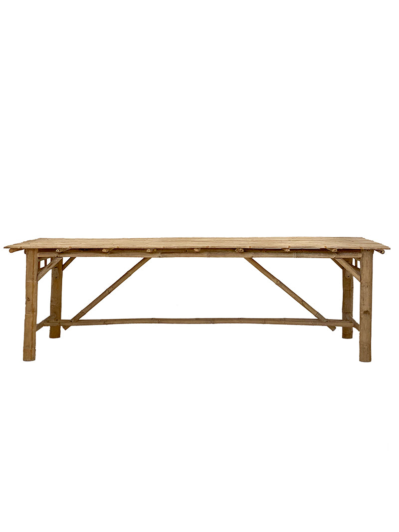 Lennox - Bamboo Dining Table - 250