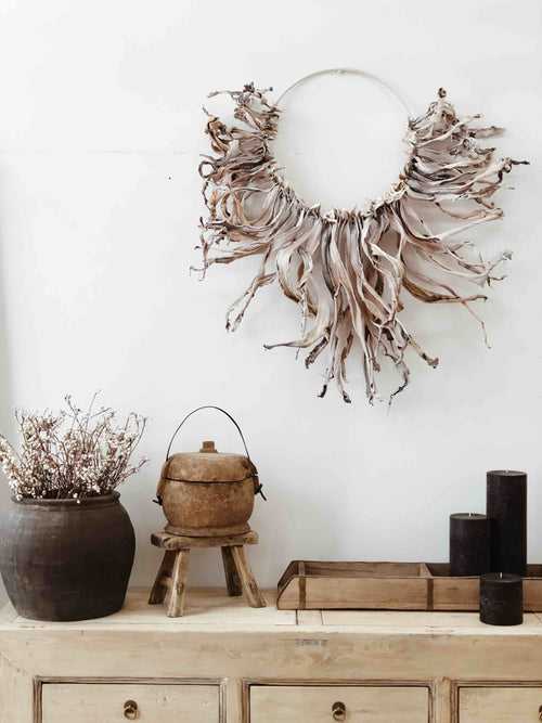 Palma Wall Hanging - Natural