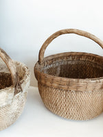Grain Basket - Short/Round