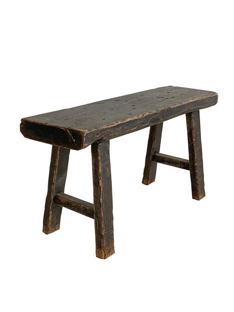 Elm Bench - Medium - Dark