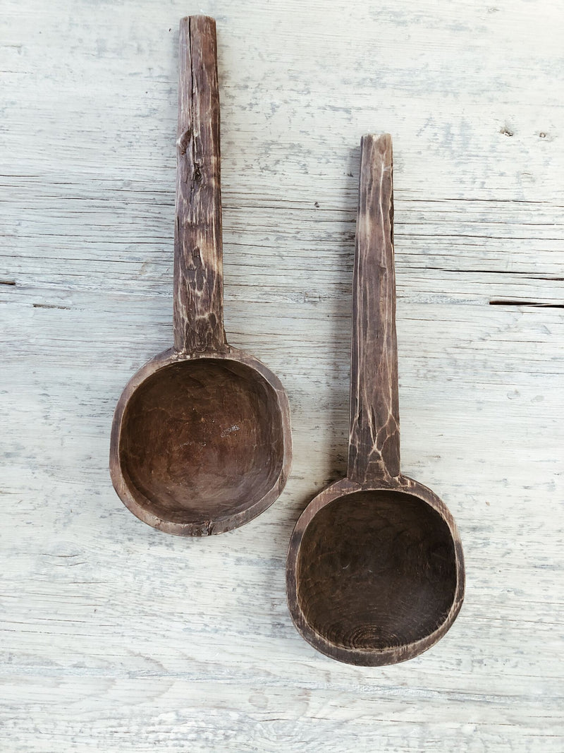 Vintage Wooden Spoon