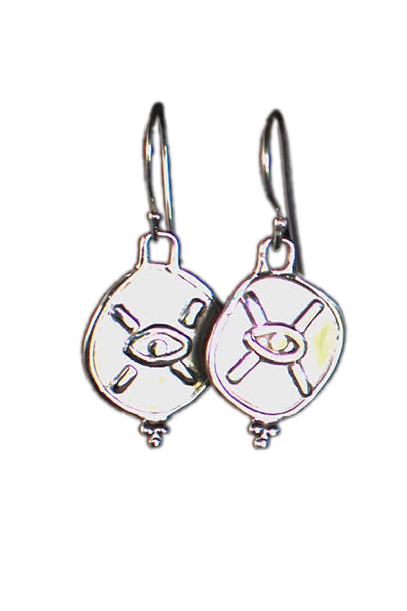 Jump - Luck Earrings - Silver