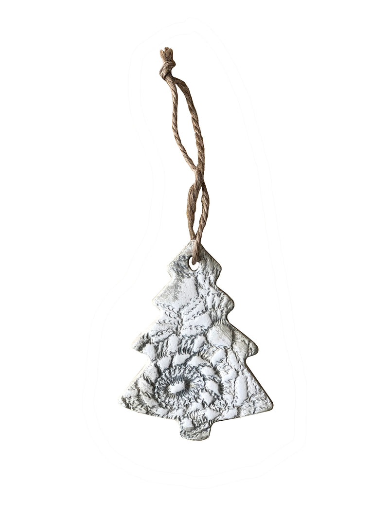 Christmas Decoration - Tree - Silver