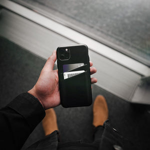 Portfolio iPhone Cases - Black Edition