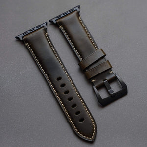The Society Strap - MIDNIGHT OLIVE