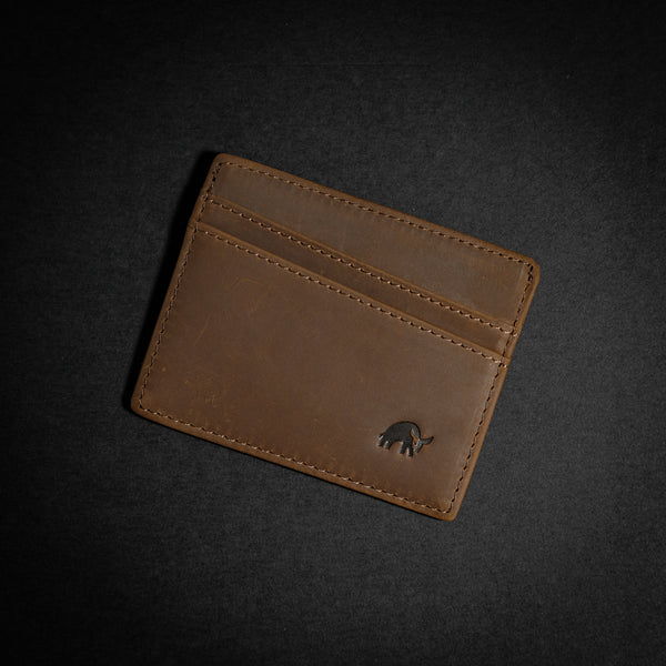 Bullstrap® Card Holder - Terra