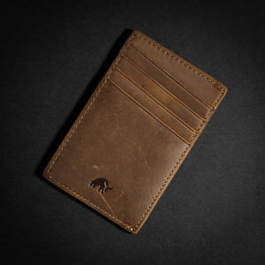 Bullstrap® Money Clip - Terra