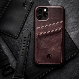 Portfolio iPhone Cases - Bourbon