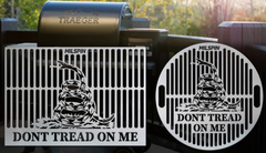 custom engraved stainless steel grill grate