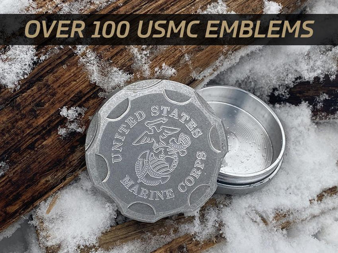 Milspin Custom USMC All-Weather Canister