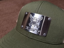 engraved patch insignia for hats by Milspin 07