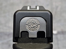 2nd Amendment Right To Bear Arms Slide Back Plate